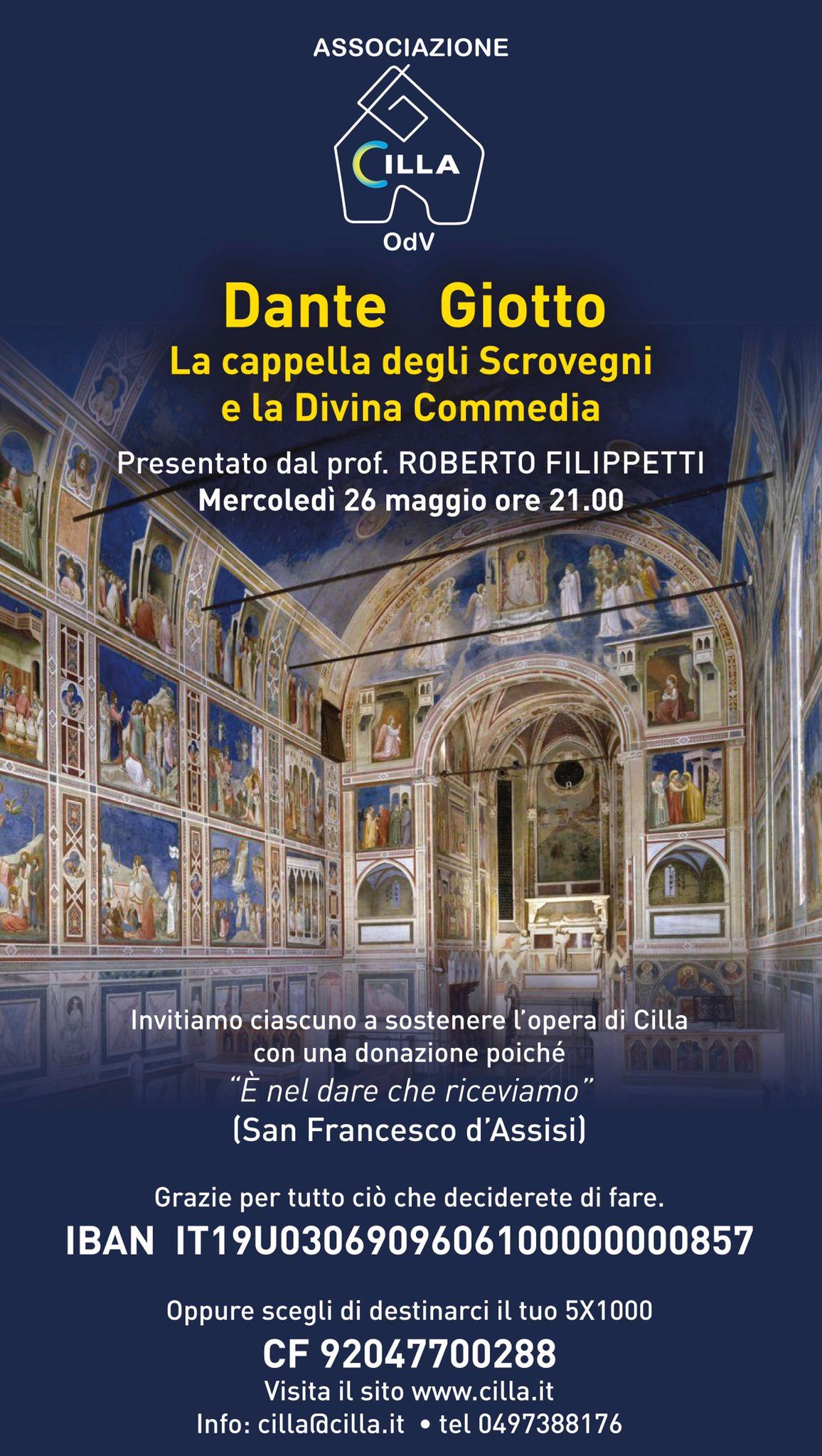 Dante e Giotto